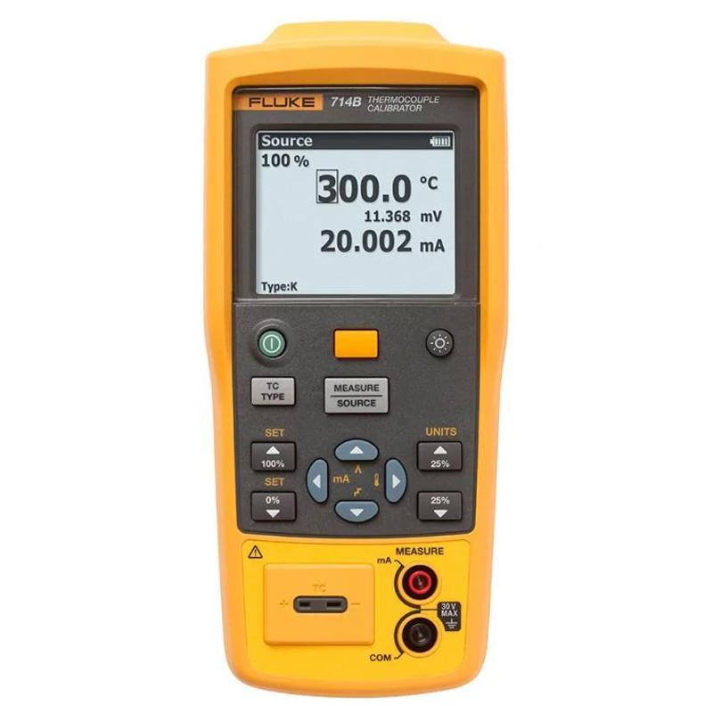 福禄克/FLUKE 热电偶校准器,FLUKE-714C