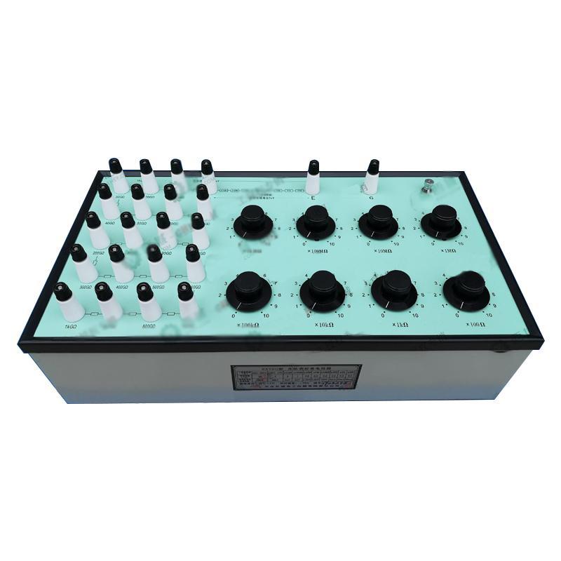 长城电工 兆欧表标准电阻箱(高阻箱),ZX79G