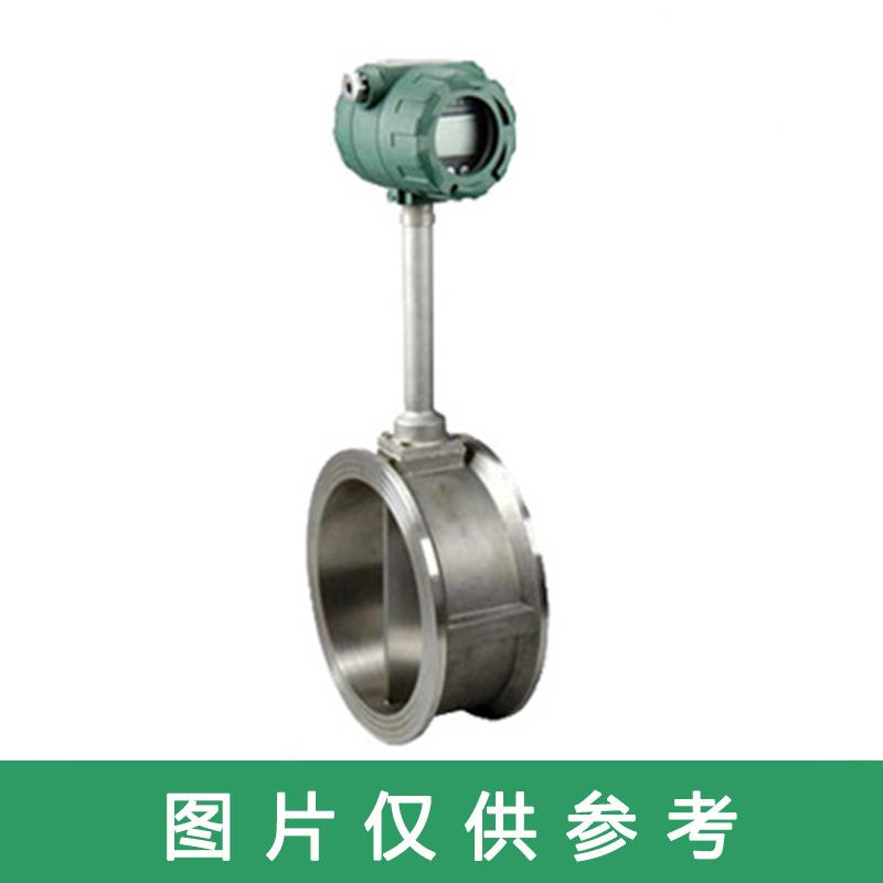 江苏智瑞 涡轮流量计,HVZR-TFLF DN80 不锈钢
