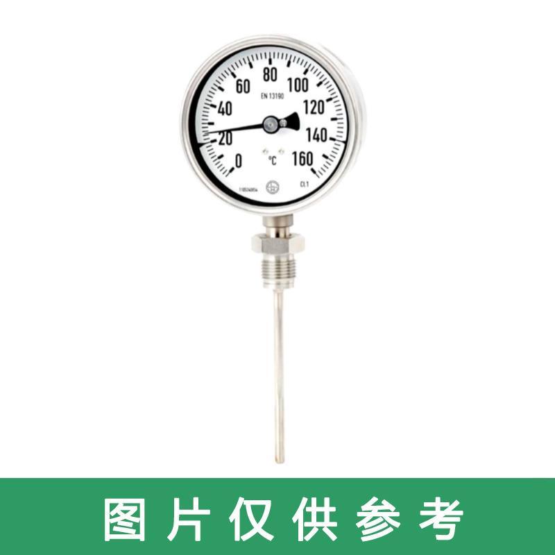 罗德玮格 双金属温度计,J5S/304不锈钢