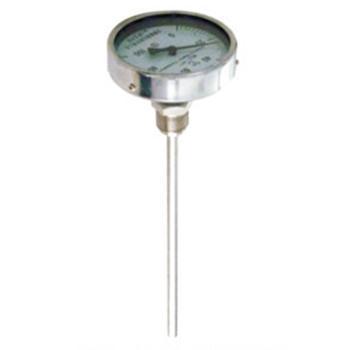 安徽旺能 双金属温度计,WSS-401 L=600mm