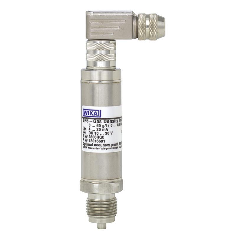 威卡 SF6密度传感器(模拟),WGL10.FA