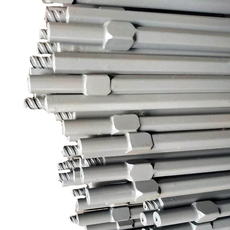 河南创钦 双丝扣掘锚钻杆,适用于坑道钻机,B22*1m
