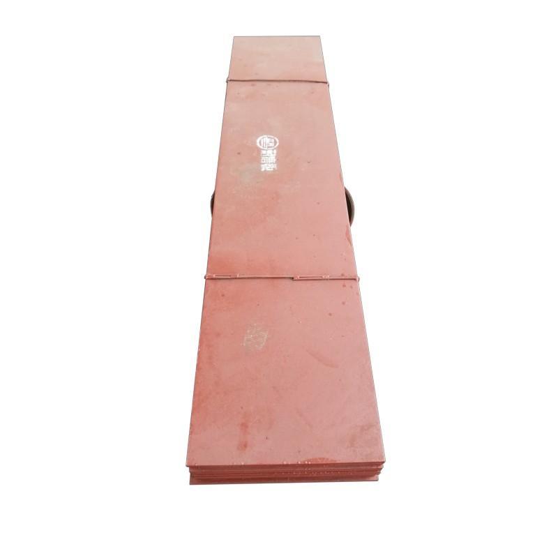 江河 耐磨合金衬板,JHJX-02613-01,2200*2000*20,材质:ZGkmTBCr20Mo3Ni2Cu2,单位:KG