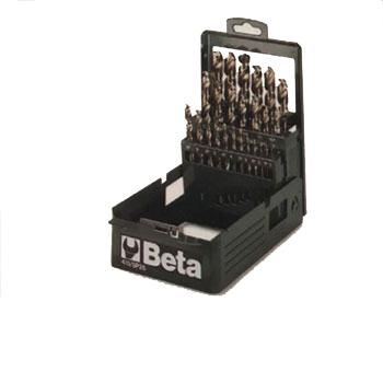 百塔Beta 麻花钻头组套 25件套 004151425