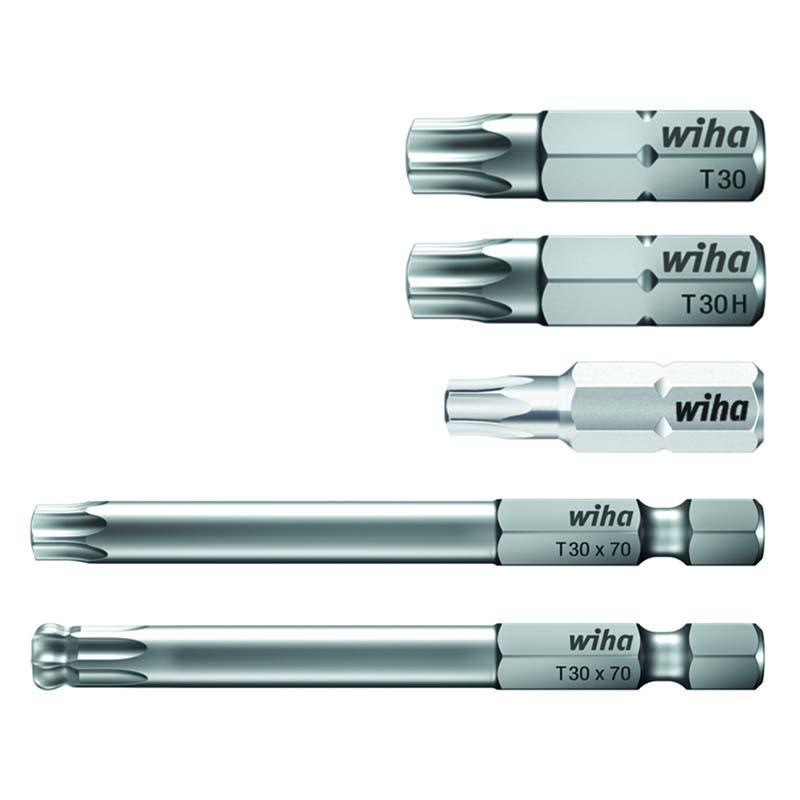 威汉 25mm标准星形批头盒1支装 T10 08421