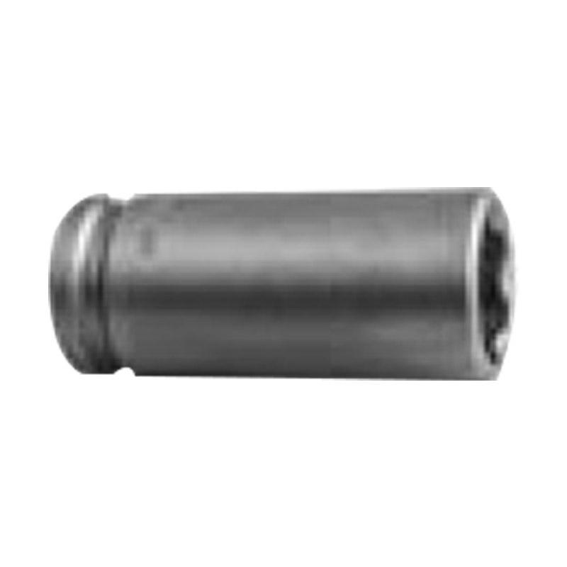 APEX 四方驱动套筒, 3/8系列防碰擦型六角套筒,17mm,长50.8mm,SF-17MM23