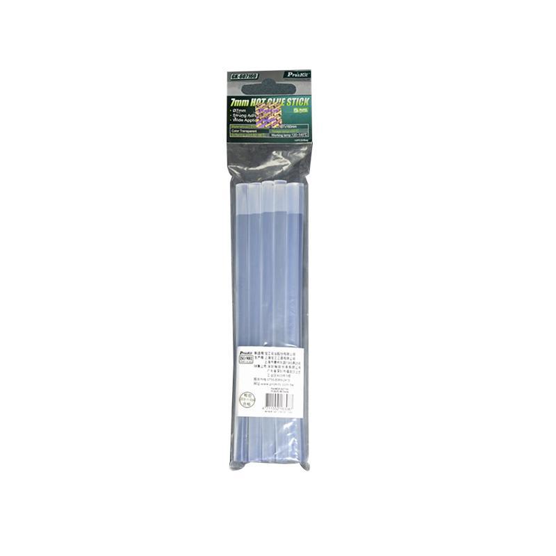 宝工Pro sKit 热熔胶棒 7mm 10支/包 GK-607160