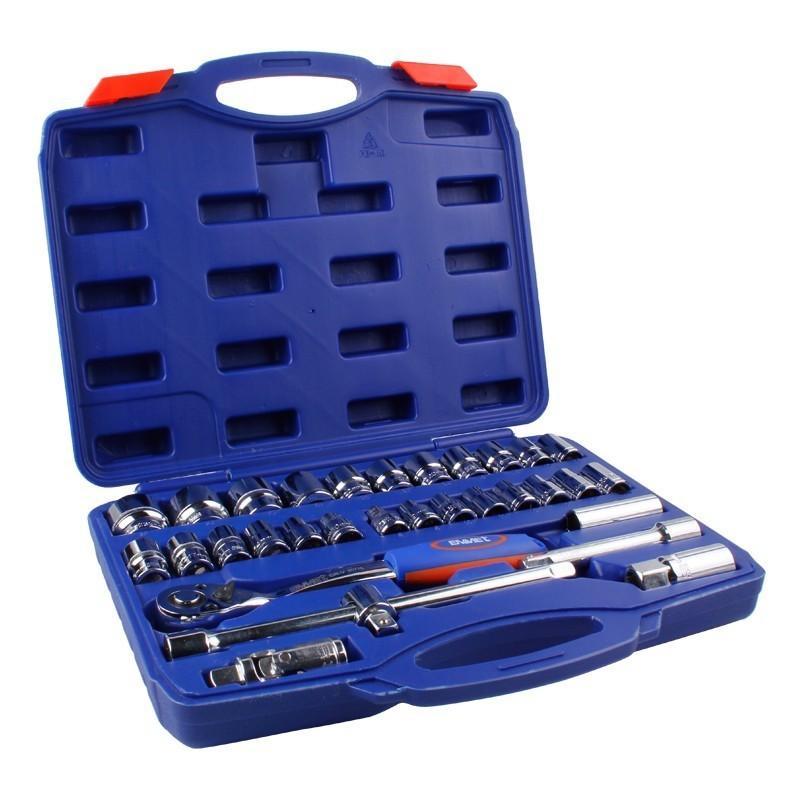 埃米顿Emmet 32件12.5mm系列套筒组套,32PCS,11111001