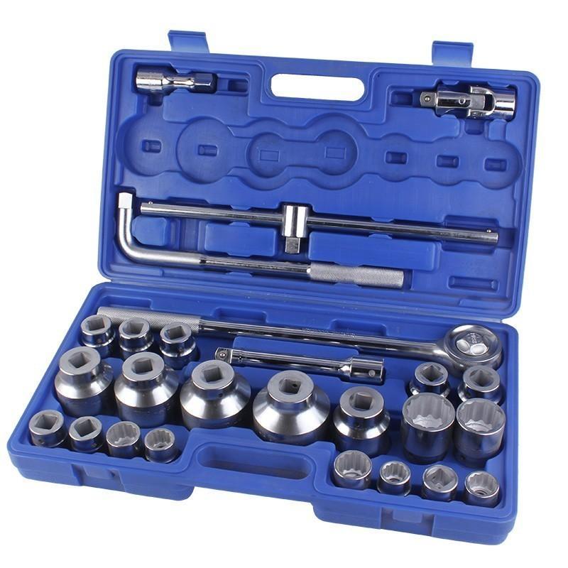 埃米顿Emmet 26件19mm系列套筒组套,26PCS,11111030