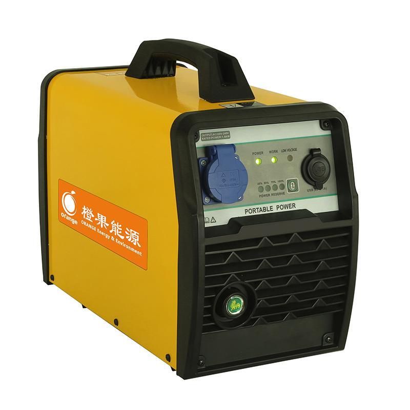 橙果能源 便携式施工电源,GS2000