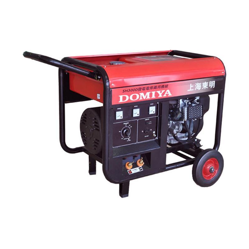 上海东明柴油发电电焊两用机,SH300D(柴油版),适用焊条3.2-6.0mm