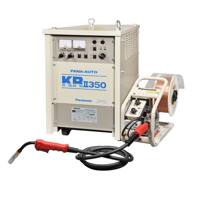 松下/Panasonic晶闸管控制CO2/MAG气体保护焊机 YM-350KR2HVE 带送丝装置 流量计 3米焊枪
