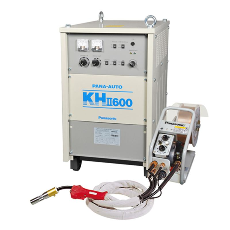 松下/Panasonic晶闸管控制CO2/MAG气体保护焊机 YM-600KH2HVK 带送丝装置 流量计 3米焊枪