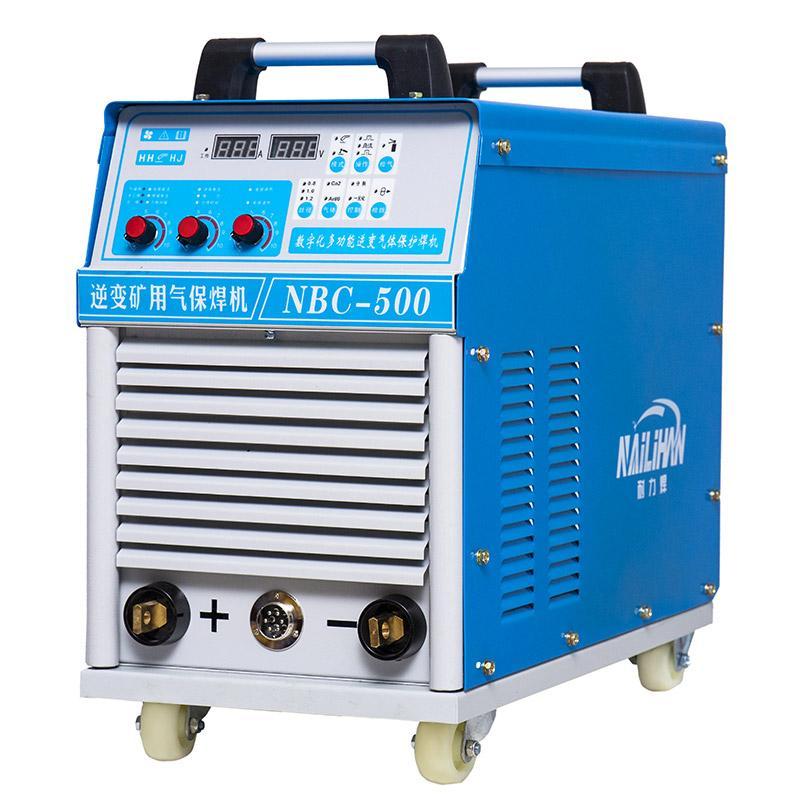 耐力焊 矿山专用电焊机 NBC-500逆变逆变气体保护焊机 IGBT双模块 660V/1140V