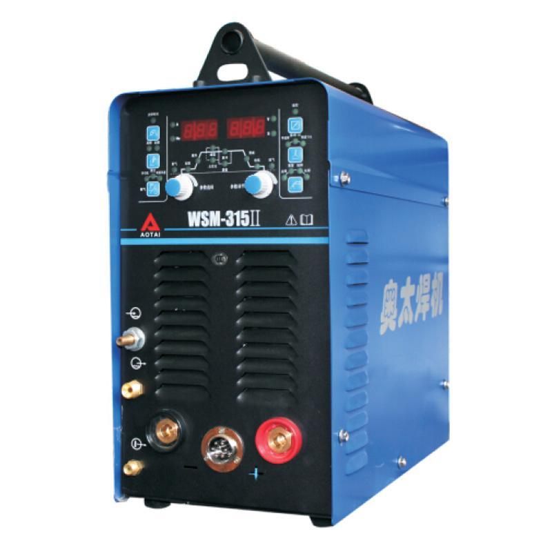 奥太AOTAI逆变式脉冲氩弧焊机,WSM-315Ⅱ