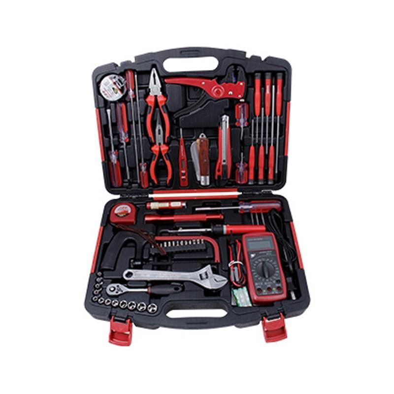 电讯工具套装 力易得58件套 E1412