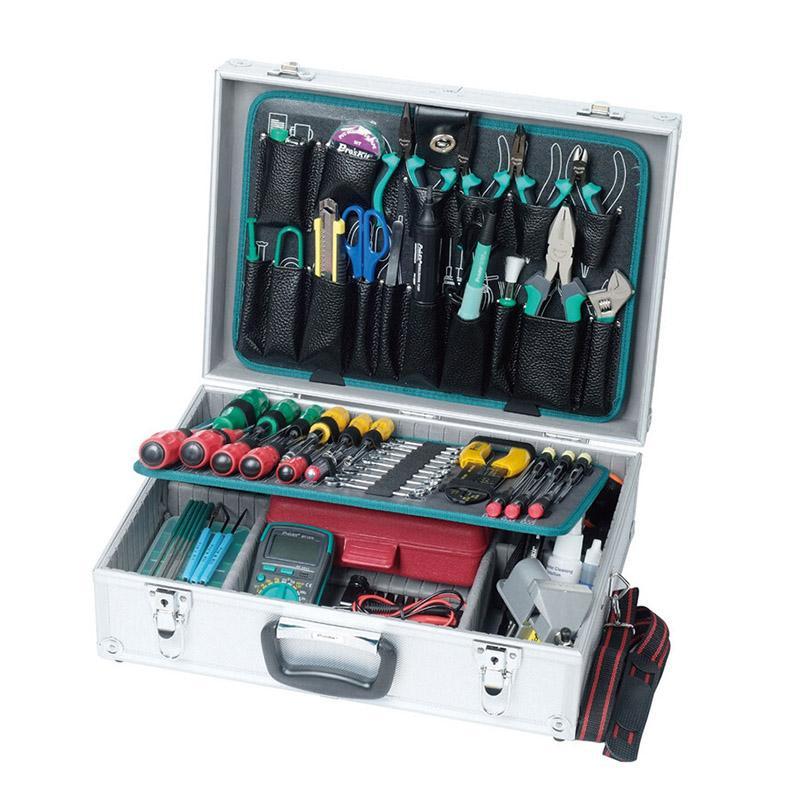 宝工 Pro skit电子电工工具组 68件组 1PK-1900NB-1