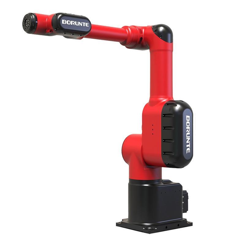 伯朗特六轴机械手臂配件(含控制柜+示教器 伺服电机+模块+线束)