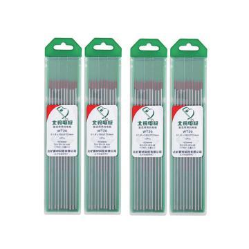 钍钨电极/钨针 用于氩弧焊枪 3.2×150 红色标 WT20 10支/盒