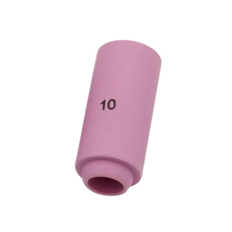 陶瓷喷嘴 10N45 10# φ16.5mm 适用于 WP-17 18 26氩弧焊枪