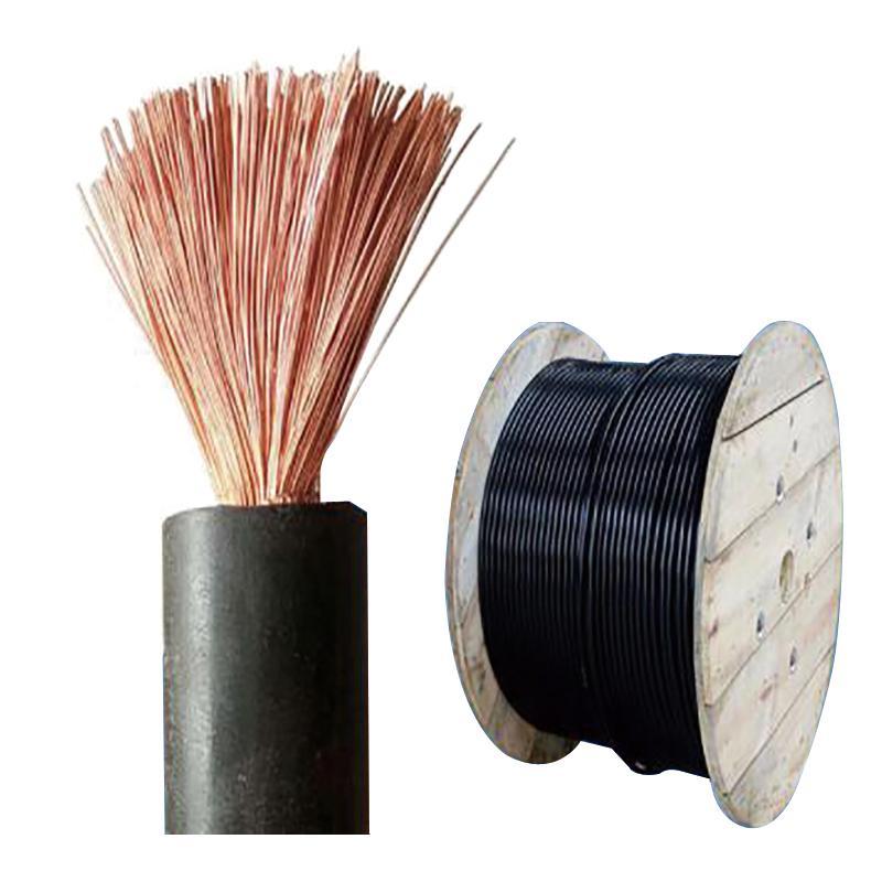 三恒 YH50 电焊机专用焊把线 纯铜 直径50mm2