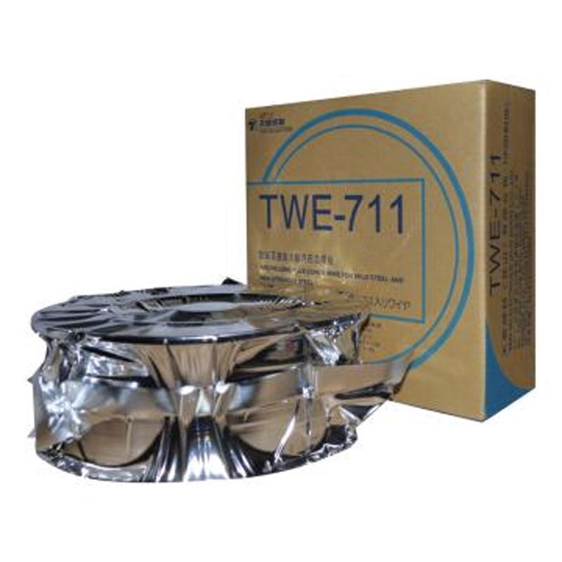 天泰碳钢药芯焊丝,TWE711(AWS:E71T-1C),Φ1.2盘,15公斤/盒