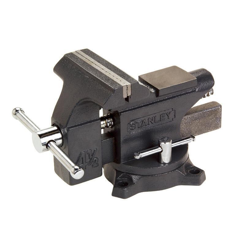 史丹利台虎钳,轻型 115mm/4.5,83-065-1-23