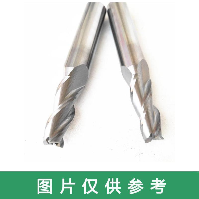 伊斯卡 Φ10铝用铣刀,ECA-B-310-22C10-72 IC08