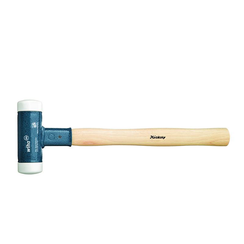威汉 木柄无反弹软面锤,强硬度,800130mm,39008