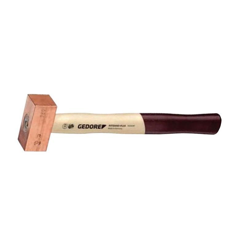 吉多瑞GEDORE 紫铜锤,1000g,8867340,升级型号8672680