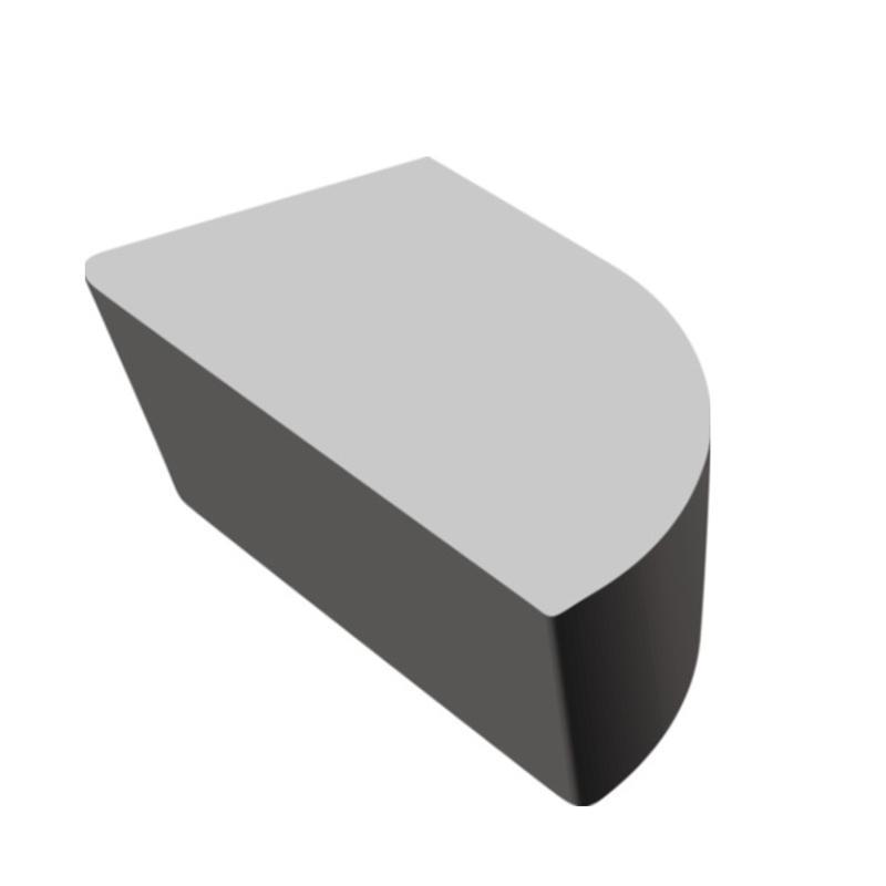 自贡长城 焊接刀片 YT15 A320 用于端面车刀和外圆车刀 30片/盒