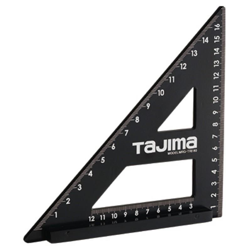 田岛 多功能三角尺,180mm,MRG-TRI180-CHN,1111-2552