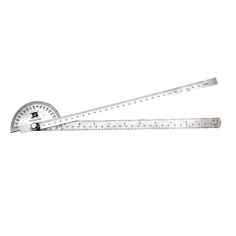 波斯BOSI 角度尺(双杆) 600mm BS181860
