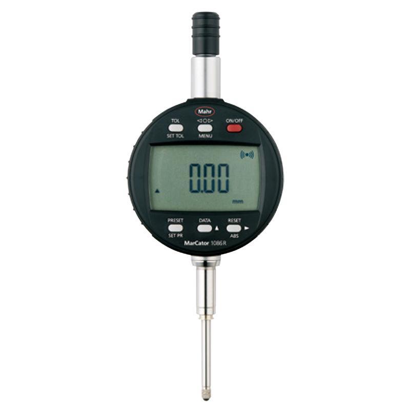 马尔/Mahr 无线数显百分表 0-25mm 4337135 不含第三方检测