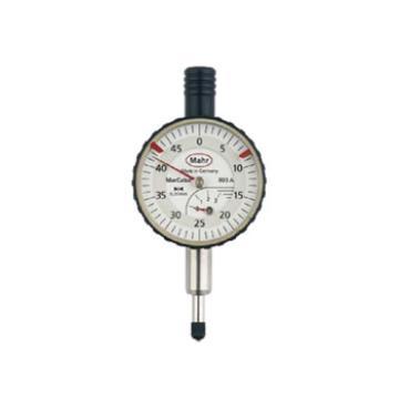 马尔 Mahr 机械式百分表 803A系列 0-3mm*0.01 4324050 不含第三方检测