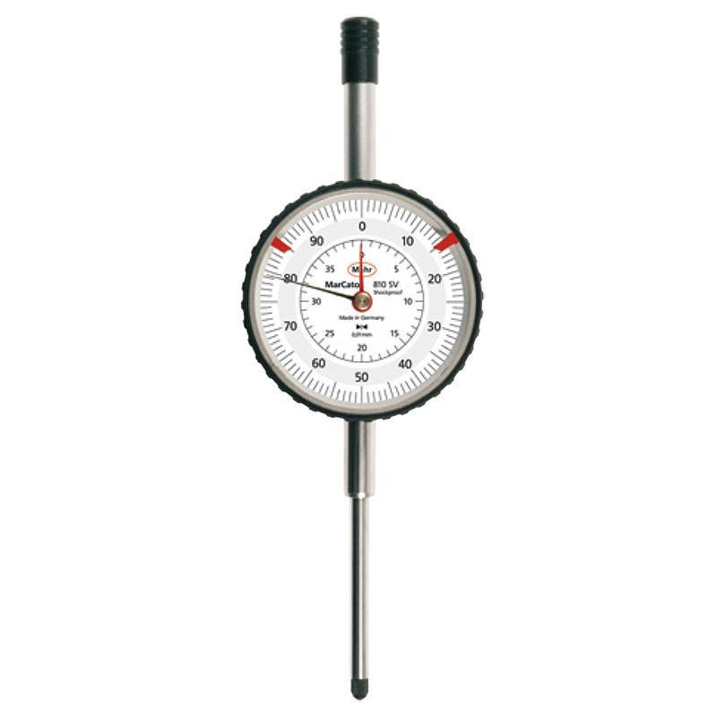马尔/Mahr 机械式百分表 0-40mm 4321000 不含第三方检测