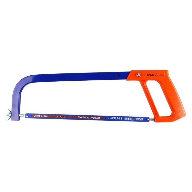 埃米顿Emmet 铝合金方管锯弓,12″300mm,11645910,3个/套