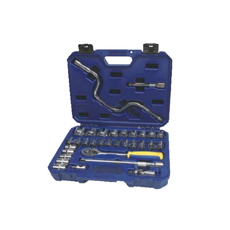 长城精工Greatwall 32pcs公制套筒组合工具 32pcs 407032