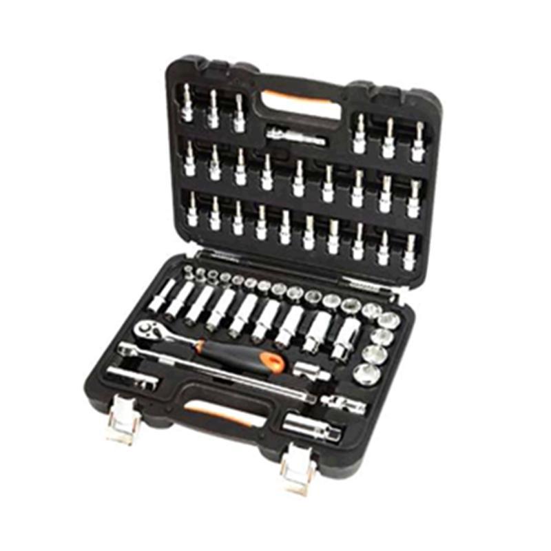 工具套装 58件套10mm系列公制组套 S010003