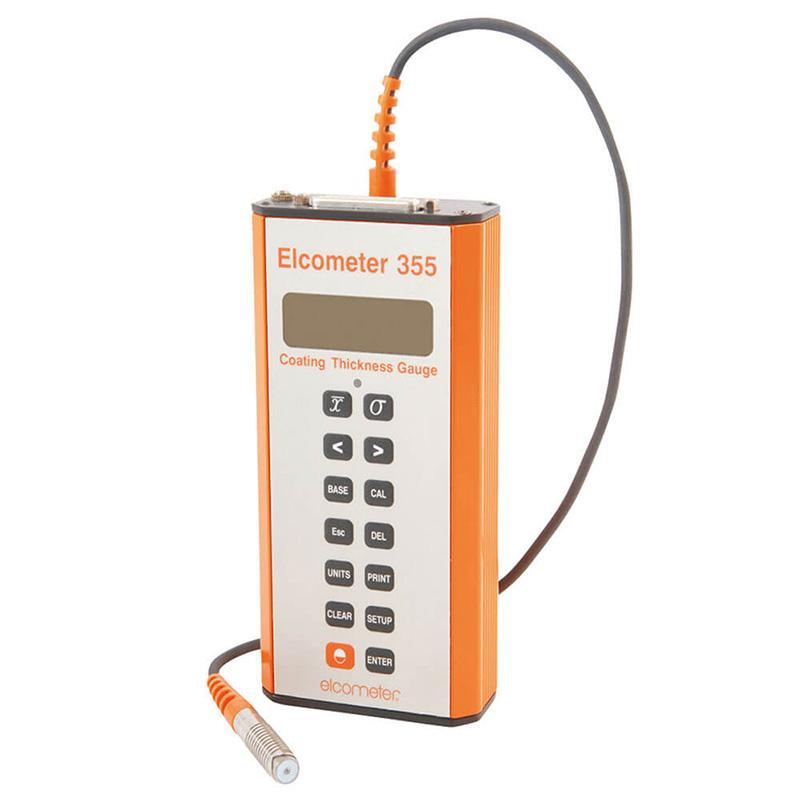 Elcometer 355 标准型涂层测厚仪,A355----S