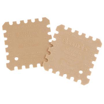 Elcometer 154 塑料湿膜梳,B154----1