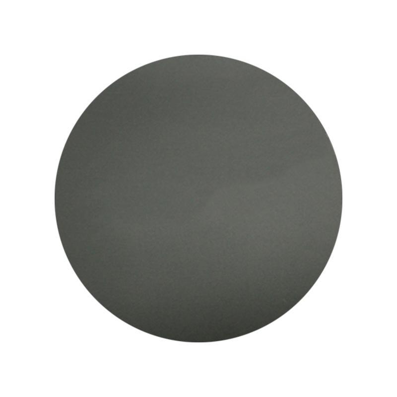 3M734水砂纸,8寸, 600#,灰色,无背胶背绒,100张/包
