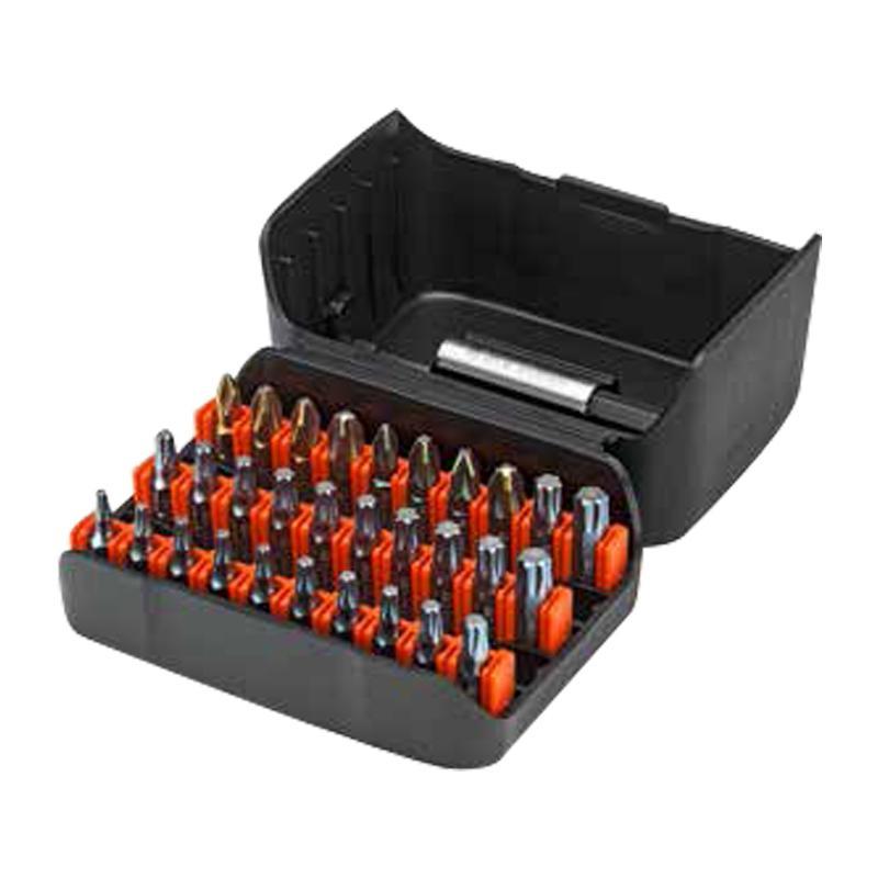 "PB SWISS TOOLS 磁性套筒杆和30支批头套装,1/4""(6.3mm)夹头,PB C6.995"