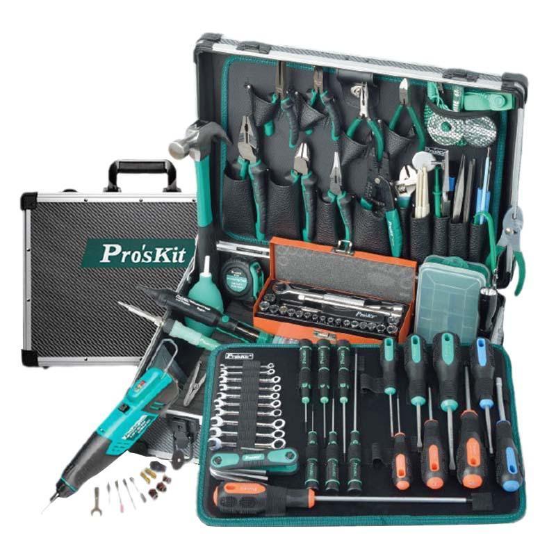 宝工ProsKit 专业电子电工工具组套,97件套, PK-1990H