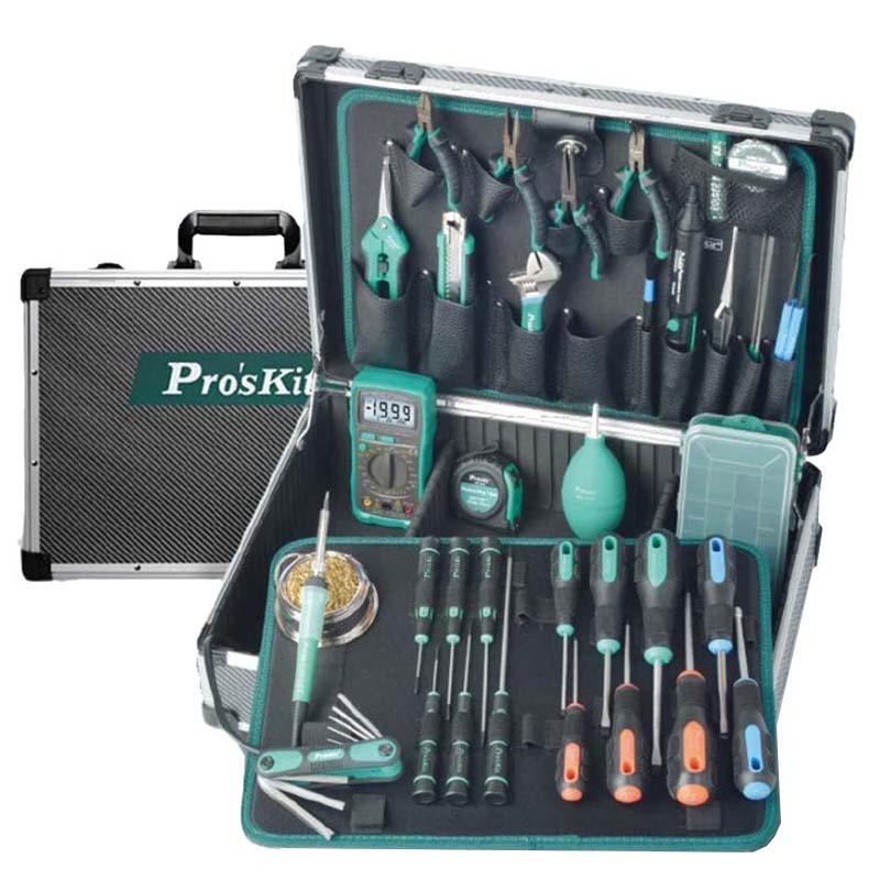 宝工ProsKit 电路维修工具组套,39件套, PK-1305NH