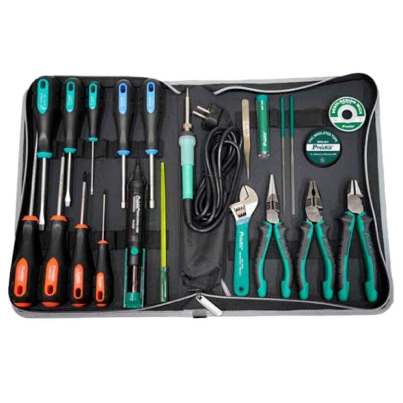 宝工ProsKit 电气维修工具组套,22件套, PK-813H