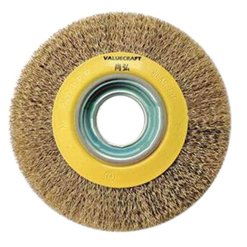 尚弘曲丝杆平刷,直径175mm,孔径16mm,丝径0.35mm,550061-3008,10只/包
