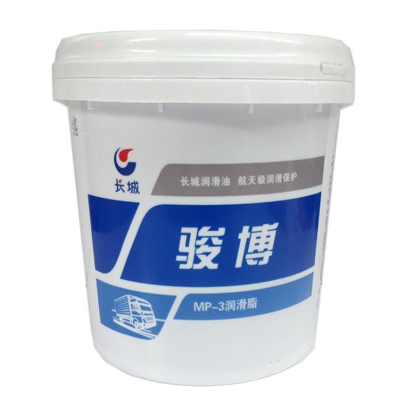 长城 润滑脂, 骏博 MP-3润滑脂,800g(支)×12/箱