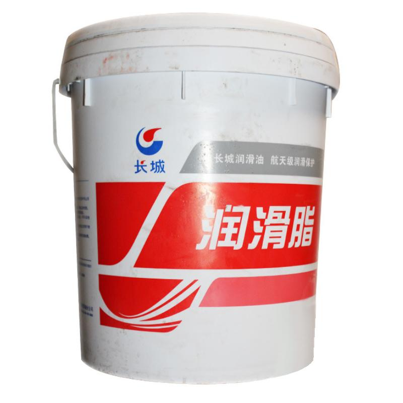 长城 润滑脂, MEP-2 润滑脂,17kg/桶